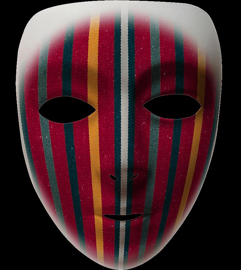Madeira Mask Filter - Madeira Traditional Pattern