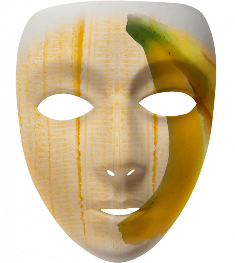 Madeira Mask Filter - Banana Skin