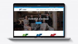 NaRede Website