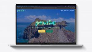 Madeira Font Website